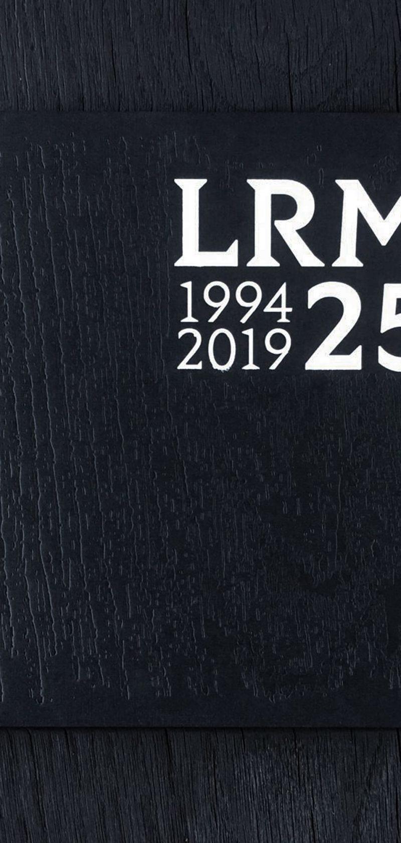 Boek 'LRM 25 jaar'